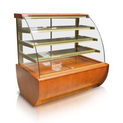 Vitrina frigorifica pentru cofetarie/patiserie JAMAJKA 0.9W, 1000mm