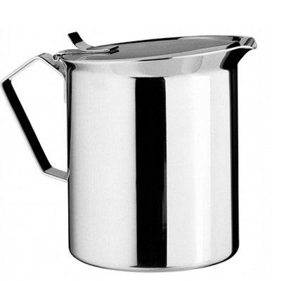 Ibric inox pentru cafea 1 litru