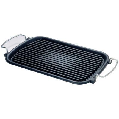Tigaie tip grill ATOLLO, 37x24cm