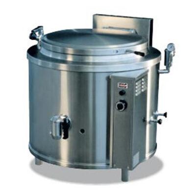 Marmita pe gaz cu incalzire indirecta, capacitate 200 litri