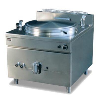 Marmita pe gaz, incalzire indirecta, capacitate 200 litri