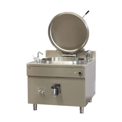 Marmita electrica, incalzire indirecta, 100 litri
