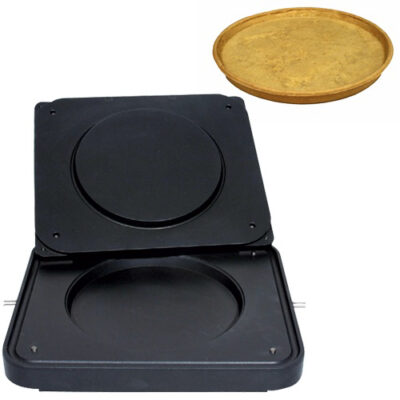 Placa aparat tarte, 1 forma rotunda 250mm