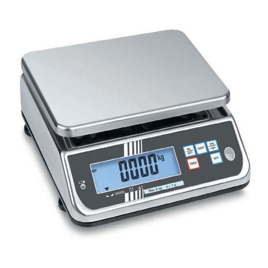 Cantar electronic, model FXN-N - max 30kg