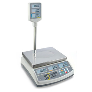 Cantar electronic, model RPB-H - max 6kg/15kg