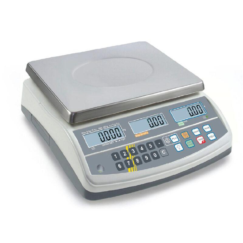 Cantar electronic, model RPB - max 6kg/15kg