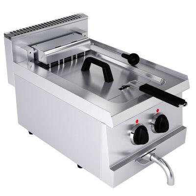 Friteuza electrica, 13 litri