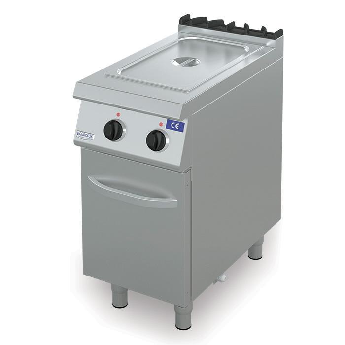 Bain marie electric cu dulap, 400x730mm