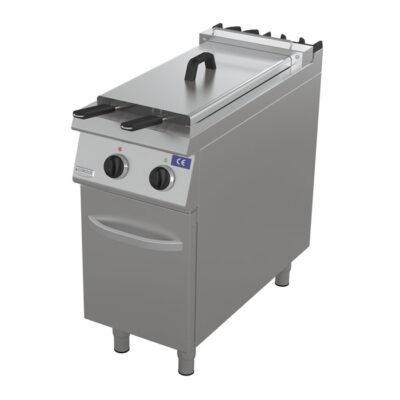 Friteuza electrica, 22 litri