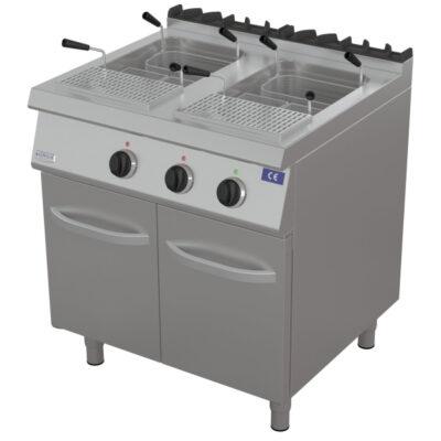 Masina de gatit paste electrica, 40+40 litri