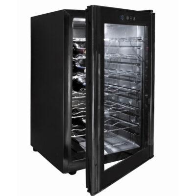 Vitrina frigorifica pentru vin, 28 sticle