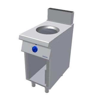 Masina de gatit electrica pentru bucataria asiatica, 400x700mm
