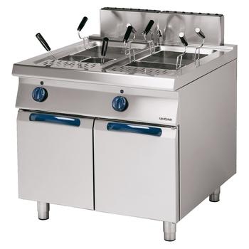 Masina de gatit paste pe gaz 26+26 litri