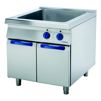 Bain-Marie electric GN2/1+GN2/3