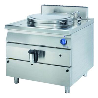 Marmita electrica cu capac de presiune, 150 litri