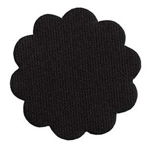Suport pentru farfurii AIRLAID negru, 360cm