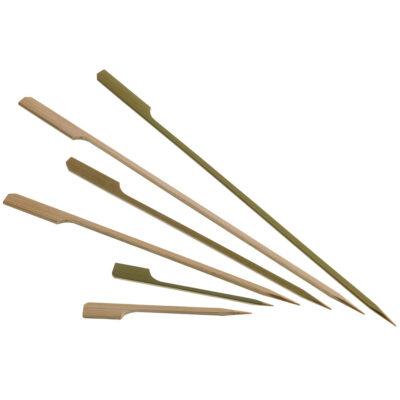 Bat din bambus cu paleta, 200mm