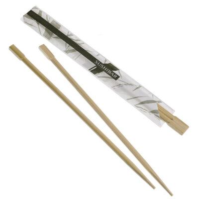 Betisoare din lemn de bambus, 210mm