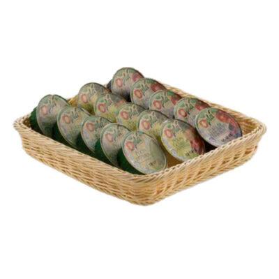Cos pentru paine Prestige, 300x300x60mm