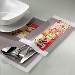 Suport servire CALIFORNIA, 450x300mm