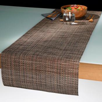 Servet masa Savana gri, 1200x400mm