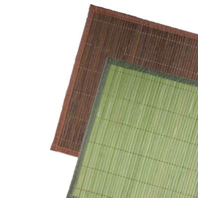 Suport de masa din bambus, culoare maro, 300x450mm