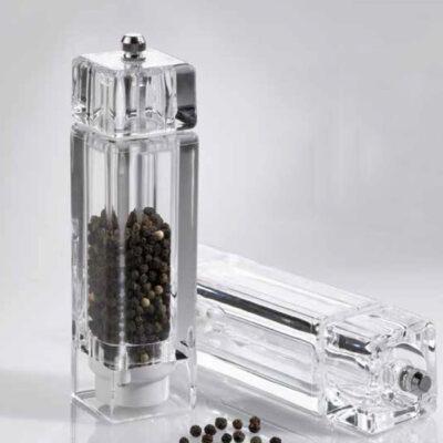 Rasnita sare/piper, 400x400x167mm