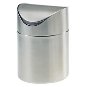 Cos de gunoi din inox pentru masa, 120x160mm