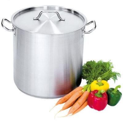 Oala cu capac, 71.6 litri