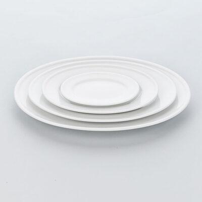 Platou oval 160x116mm BISTRO