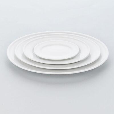 Platou oval 360x265mm BISTRO