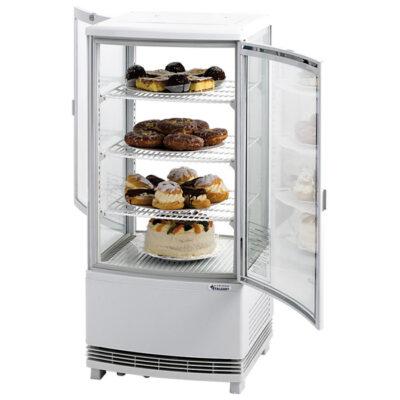 Vitrine frigorifice verticale capacitate sub 150 litri