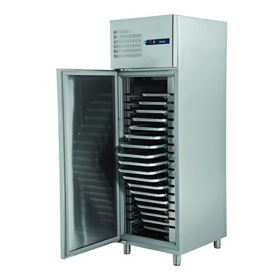 Dulap frigorific pentru patiserie, 17 tavi 600x400mm