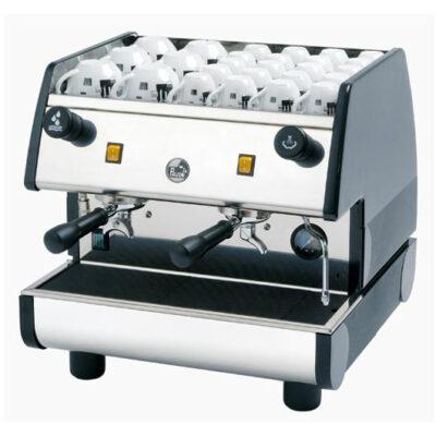 Espressor semi-automatic cafea-2 grupuri PUB
