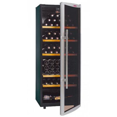 Vitrina frigorifica pentru vin, 120 sticle