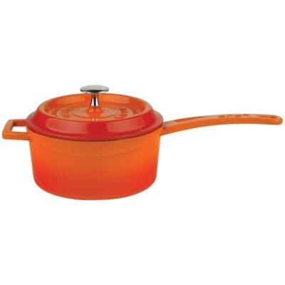 Cratita pentru sosuri TRENDY portocalie, diametru 16cm