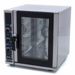 Cuptor electric combi steamer digital, 5 tavi GN2/3 1