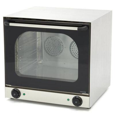 Cuptor electric cu convectie si grill, 4 tavi 438x315mm