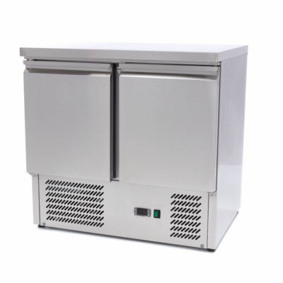 Masa frigorifica cu 2 usi, 900x700mm