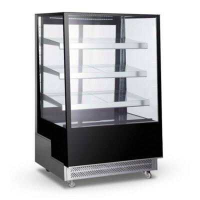 Vitrina frigorifica pentru cofetarie, 400 litri