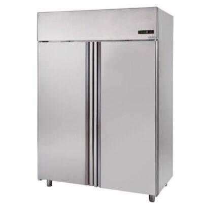 Dulap frigorific din inox pentru peste, capacitate 1400 litri