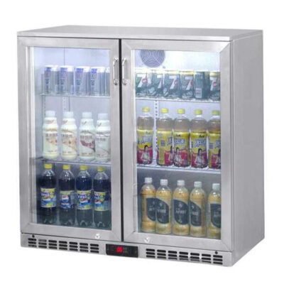 Vitrina frigorifica 208 litri