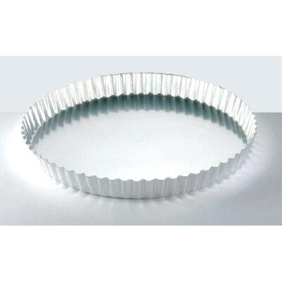 Forma din aluminiu pentru tarta, 280mm