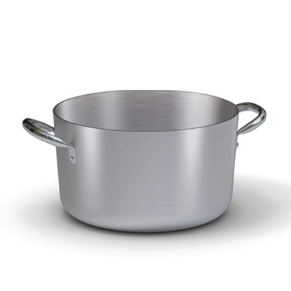 Cratita din aluminiu 20 litri
