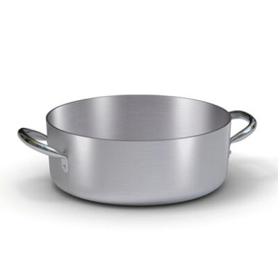 Cratita din aluminiu 32.5 litri