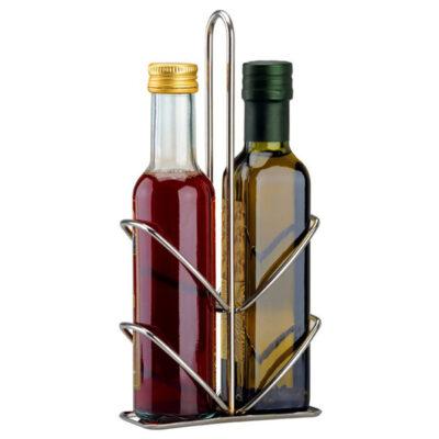 Suport pentru condimente-2 piese (ulei/otet) 50cl