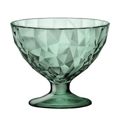 Cupa de inghetata 22cl DIAMOND verde
