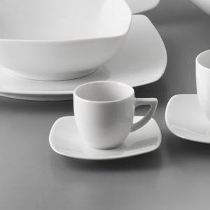 Ceasca pentru cafea cu farfurie MAXIME