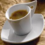 Ceasca cafea cu farfurie 90ml SIDNEY 1