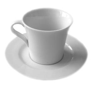 Ceasca cafea cu farfurie 110ml VALERIA